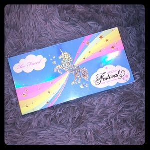 Too Faced Eyeshadow Palette - Life's a Festival